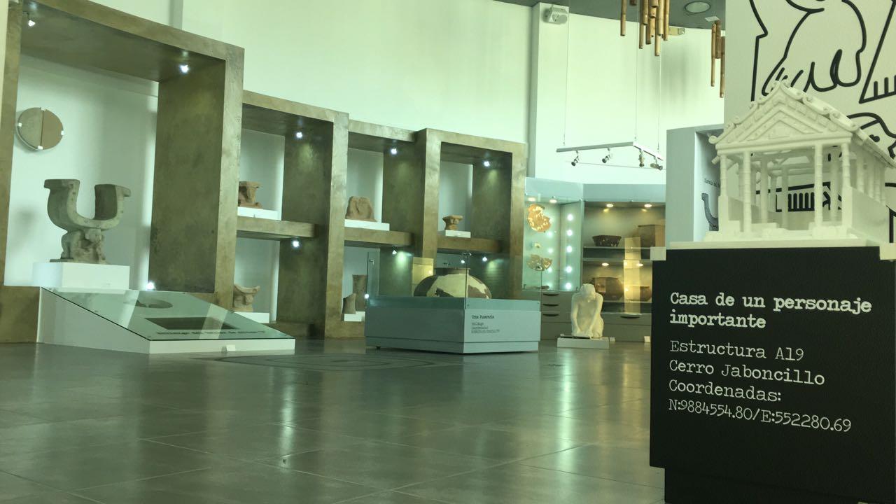 Museo Arqueológico Cerro de Hojas Jaboncillo