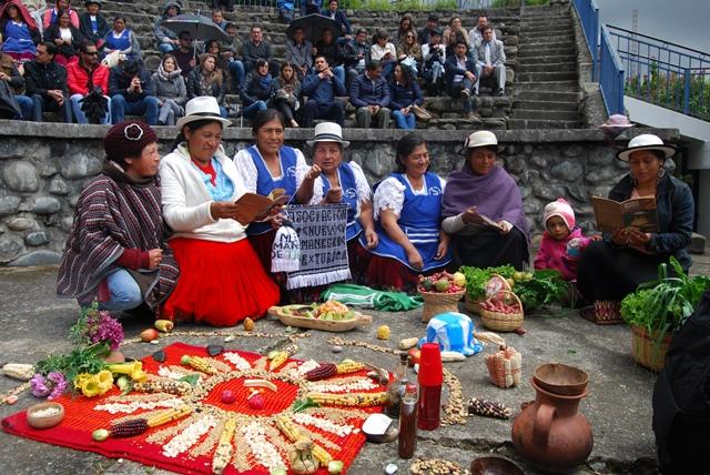 Patrimonios Inmateriales del Ecuador