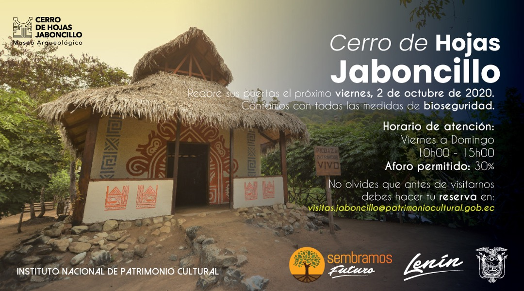 Hojas – Jaboncillo reabrirá sus puertas con todas las medidas de bioseguridad